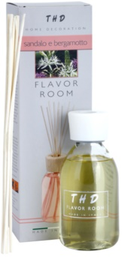 THD Diffusore THD Sandalo e Bergamotto aroma difusor com recarga 1