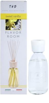 THD Diffusore THD Sweet Vanilla difusor de aromas con el relleno