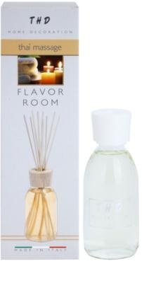 THD Diffusore THD Thai Massage Aroma Diffuser mit Nachfüllung