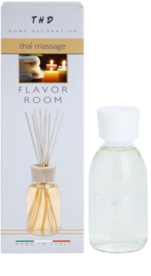 THD Diffusore THD Thai Massage aroma difusor com recarga