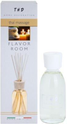 THD Diffusore THD Thai Massage aroma difuzér s náplní