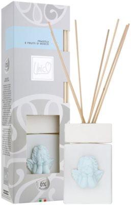THD Diffusore Baby Celeste Fragola & Frutti Di Bosco aroma diffúzor töltelékkel 1