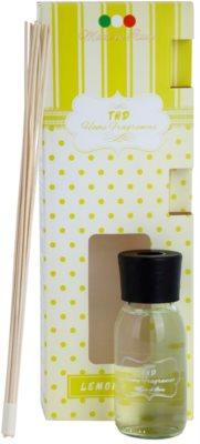 THD Home Fragrances Lemongrass aroma difusor com recarga