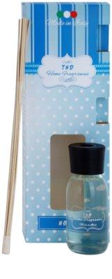 THD Home Fragrances Noir Aroma Diffuser mit Nachfüllung