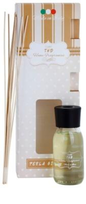 THD Home Fragrances Perla Gialla aroma difusor com recarga