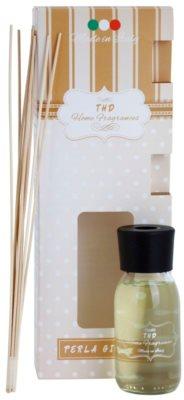 THD Home Fragrances Perla Gialla dyfuzor zapachowy z napełnieniem