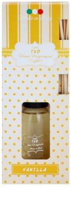 THD Home Fragrances Vanilla aroma difuzér s náplní 2
