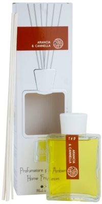 THD Platinum Collection Arancia & Cannella aroma difuzér s náplní