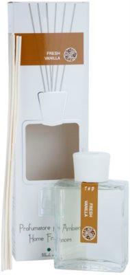 THD Platinum Collection Fresh Vanilla aroma difusor com recarga