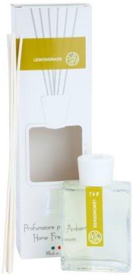 THD Platinum Collection Lemongrass aroma difuzér s náplní