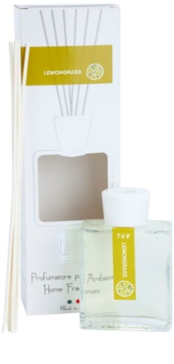 THD Platinum Collection Lemongrass aroma difuzor s polnilom