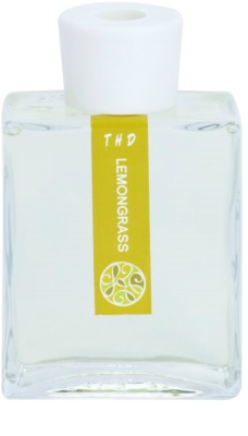 THD Platinum Collection Lemongrass aроматизиращ дифузер с пълнител 1