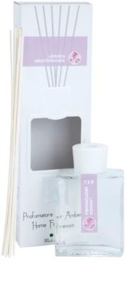 THD Platinum Collection Lavanda Mediterranea aroma difuzor s polnilom