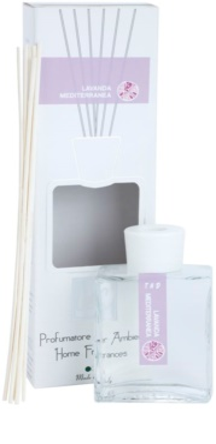 THD Platinum Collection Lavanda Mediterranea difusor de aromas con el relleno