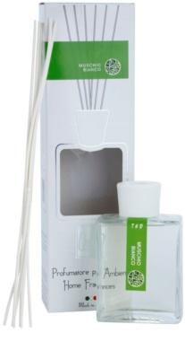 THD Platinum Collection Muschio Bianco aroma diffúzor töltelékkel