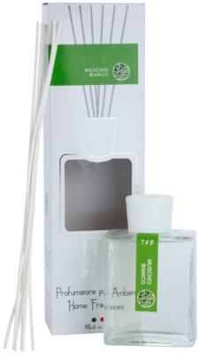 THD Platinum Collection Muschio Bianco difusor de aromas con el relleno