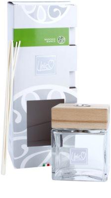 THD Unico Prestige Muschio Bianco Aroma Diffuser mit Nachfüllung