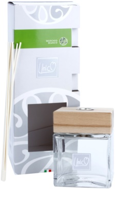 THD Unico Prestige Muschio Bianco difusor de aromas con el relleno