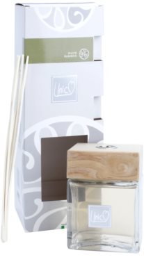 THD Unico Prestige White Bamboo aroma difuzor s polnilom