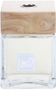 THD Unico Prestige White Bamboo dyfuzor zapachowy z napełnieniem 1