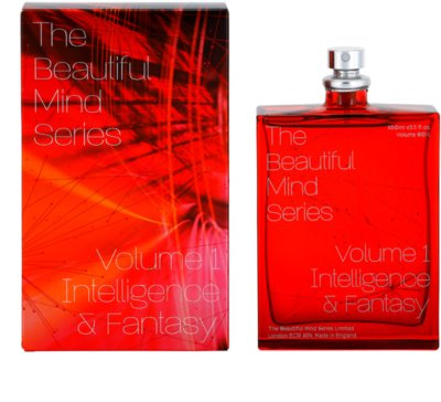 The Beautiful Mind Series Intelligence & Fantasy Eau de Toilette para mulheres