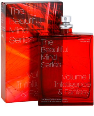 The Beautiful Mind Series Intelligence & Fantasy Eau de Toilette para mulheres 1