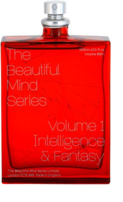 The Beautiful Mind Series Intelligence & Fantasy Eau de Toilette para mulheres 2