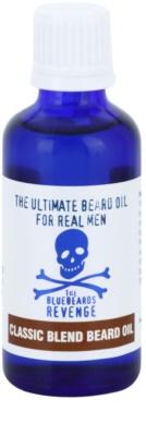 The Bluebeards Revenge Classic Blend aceite para barba