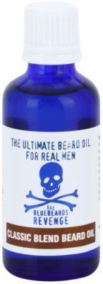 The Bluebeards Revenge Classic Blend ulei pentru barba