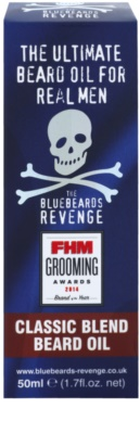 The Bluebeards Revenge Classic Blend olje za brado 2