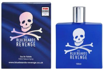 The Bluebeards Revenge The Bluebeards Revenge Eau de Toilette para homens