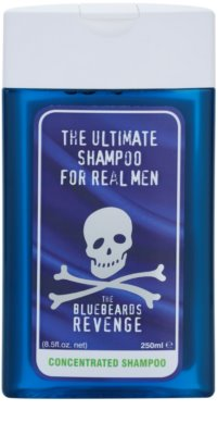 The Bluebeards Revenge Hair & Body sampon pentru barbati