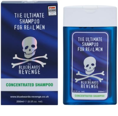 The Bluebeards Revenge Hair & Body sampon pentru barbati 1