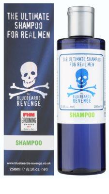 The Bluebeards Revenge Hair & Body sampon minden hajtípusra 1