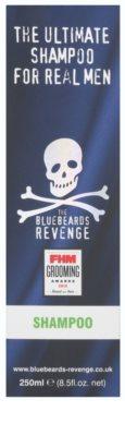 The Bluebeards Revenge Hair & Body sampon minden hajtípusra 2