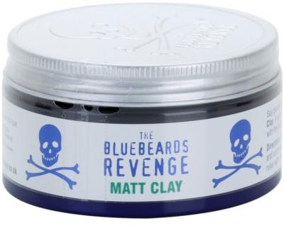 The Bluebeards Revenge Hair & Body arcilla moldeadora de acabado mate para el cabello