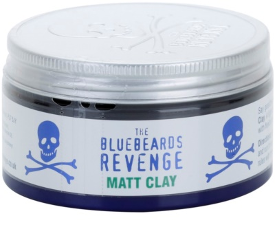 The Bluebeards Revenge Hair & Body Argila para dar textura mate ao cabelo