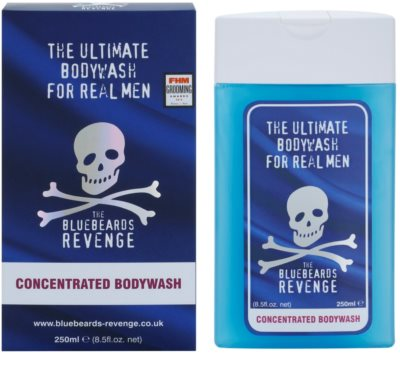 The Bluebeards Revenge Hair & Body gel de duche 1