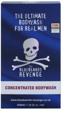 The Bluebeards Revenge Hair & Body gel de duche 2