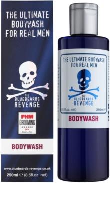 The Bluebeards Revenge Hair & Body gel de ducha de cabello y cuerpo 1