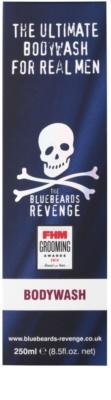 The Bluebeards Revenge Hair & Body gel de ducha de cabello y cuerpo 2