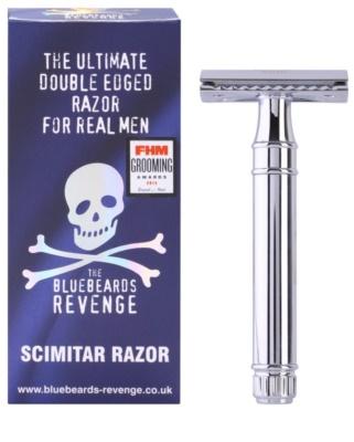 The Bluebeards Revenge Razors & Blades Zwei-Klingen-Rasierer 2