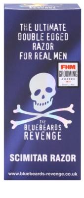 The Bluebeards Revenge Razors & Blades Zwei-Klingen-Rasierer 3