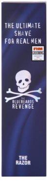 The Bluebeards Revenge Razors & Blades Rasierer 3