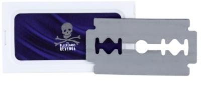 The Bluebeards Revenge Razors & Blades recarga de lâminas