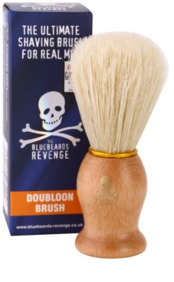The Bluebeards Revenge Shaving Brushes Doubloon Brush čopič za britje 1