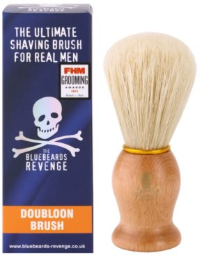 The Bluebeards Revenge Shaving Brushes Doubloon Brush čopič za britje 2