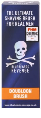 The Bluebeards Revenge Shaving Brushes Doubloon Brush čopič za britje 3