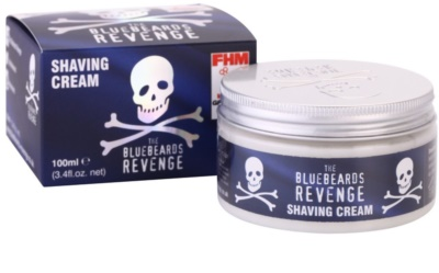 The Bluebeards Revenge Shaving Creams крем за бръснене 1