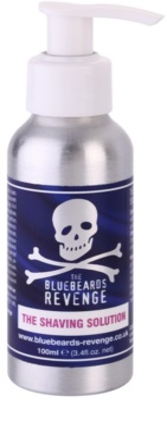 The Bluebeards Revenge Shaving Creams cremiger Rasierschaum